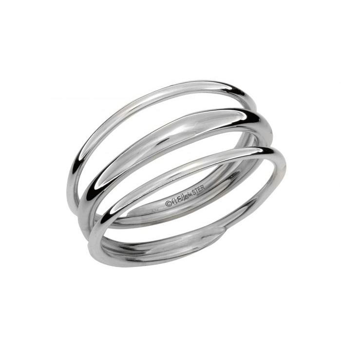Silver Ring by Ed Levin